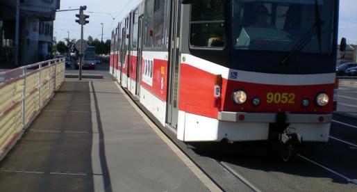 Il Tram a Praga