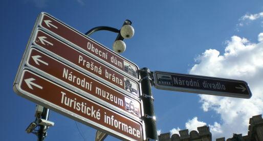Praga a piedi
