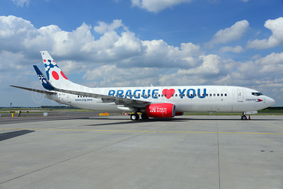 Arrivare a Praga in aereo.