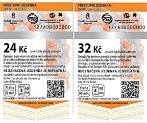 Ticket Prague
