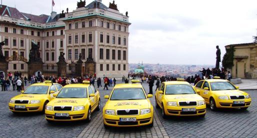 Taxi a Praga: si o no?