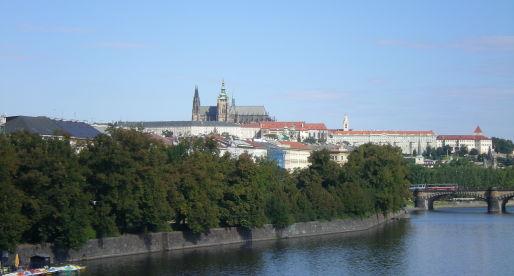 Il castello di Praga: imperdibile.
