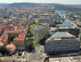Karlin: quartiere emergente di Praga.