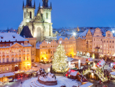 Mercatini di Natale a Praga!