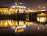 Ponte dell'Immacolata a Praga: meteo, cultura e ristoranti.
