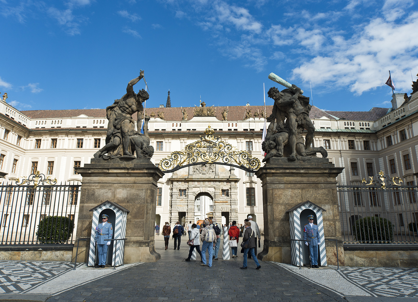 Prague_Castle ingresso