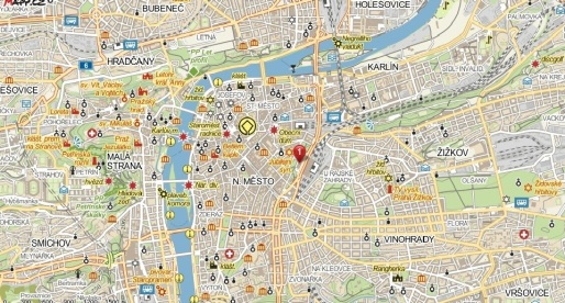 Itinerari: com'è fatta Praga.