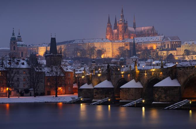 Natale a Praga: il 24 Dicembre.
