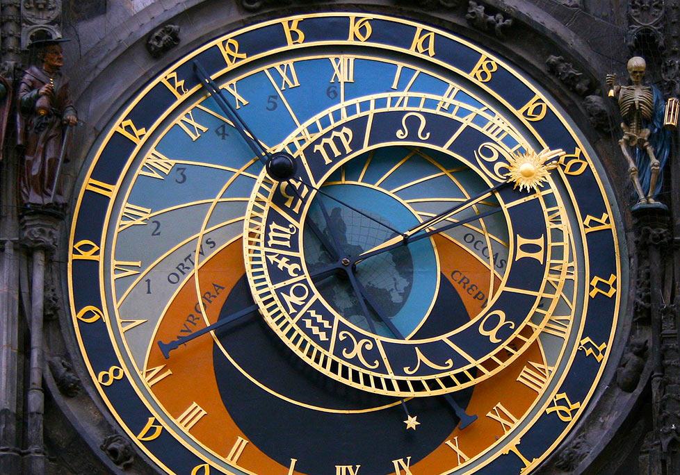 L'orologio astronomico è il simbolo di Praga.