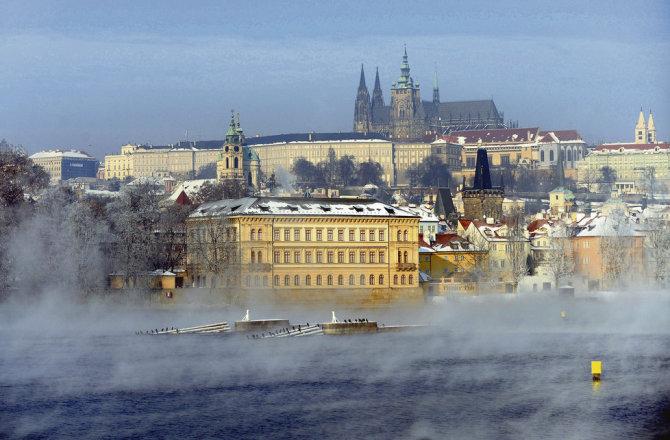 Meteo Praga: le previsioni del tempo in tempo reale!