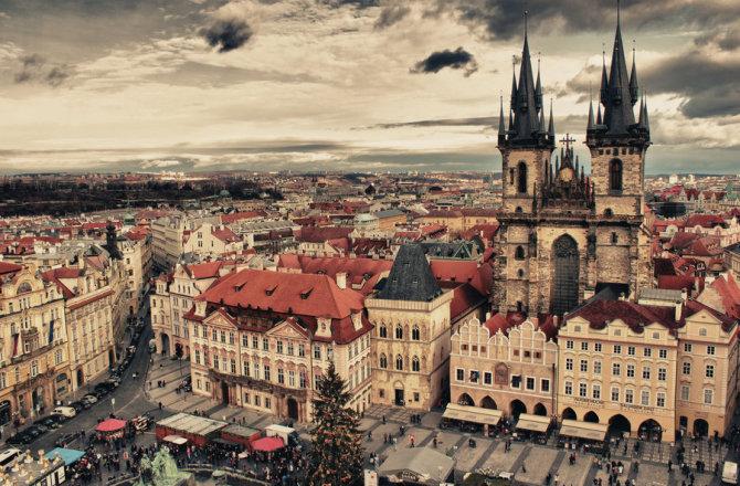 Le tradizioni di Natale a Praga.