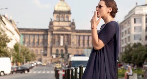 Il fumo a Praga: dalle sigarette al prosciutto affumicato.