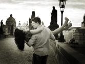 San Valentino a Praga per single ed innamorati.