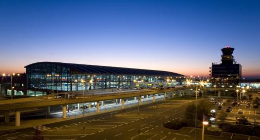 L'aeroporto di Praga: arrivare e partire senza problemi.