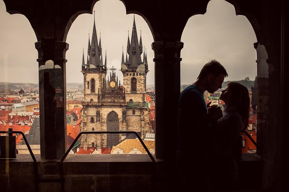 Bacio Praga
