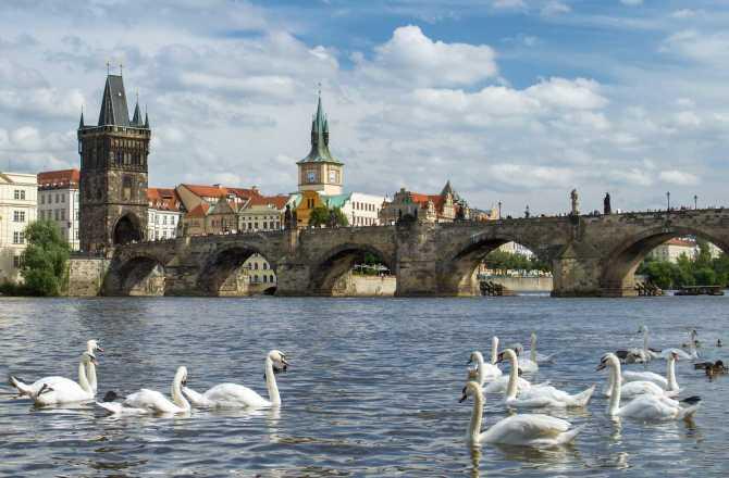 Come fare di più e spendere meno a Praga.