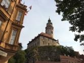 Fuori Praga: Cesky Krumlov, la città dalle mille facce.