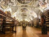 Il monastero di Strahov: birra e meraviglie a Praga.