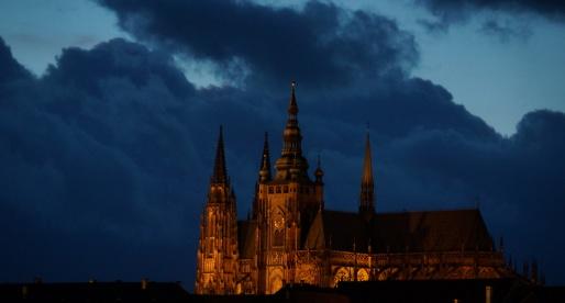 Che fare a Praga quando piove.