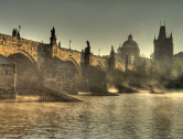 Praga in quarantena ai tempi del corona virus