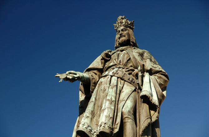 Carlo IV imperatore: festeggiamenti a Praga a 700 anni dalla nascita.