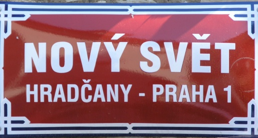 """Novy Svet: """"il nuovo mondo"""" un quartiere segreto ai piedi del castello di Praga"""