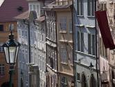 Le strade famose di Praga.