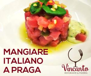 Mangiare italiano a Praga: Vincanto, Klimentská 40, 11000 Praga 1