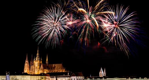 Capodanno 2018-2019 a Praga.