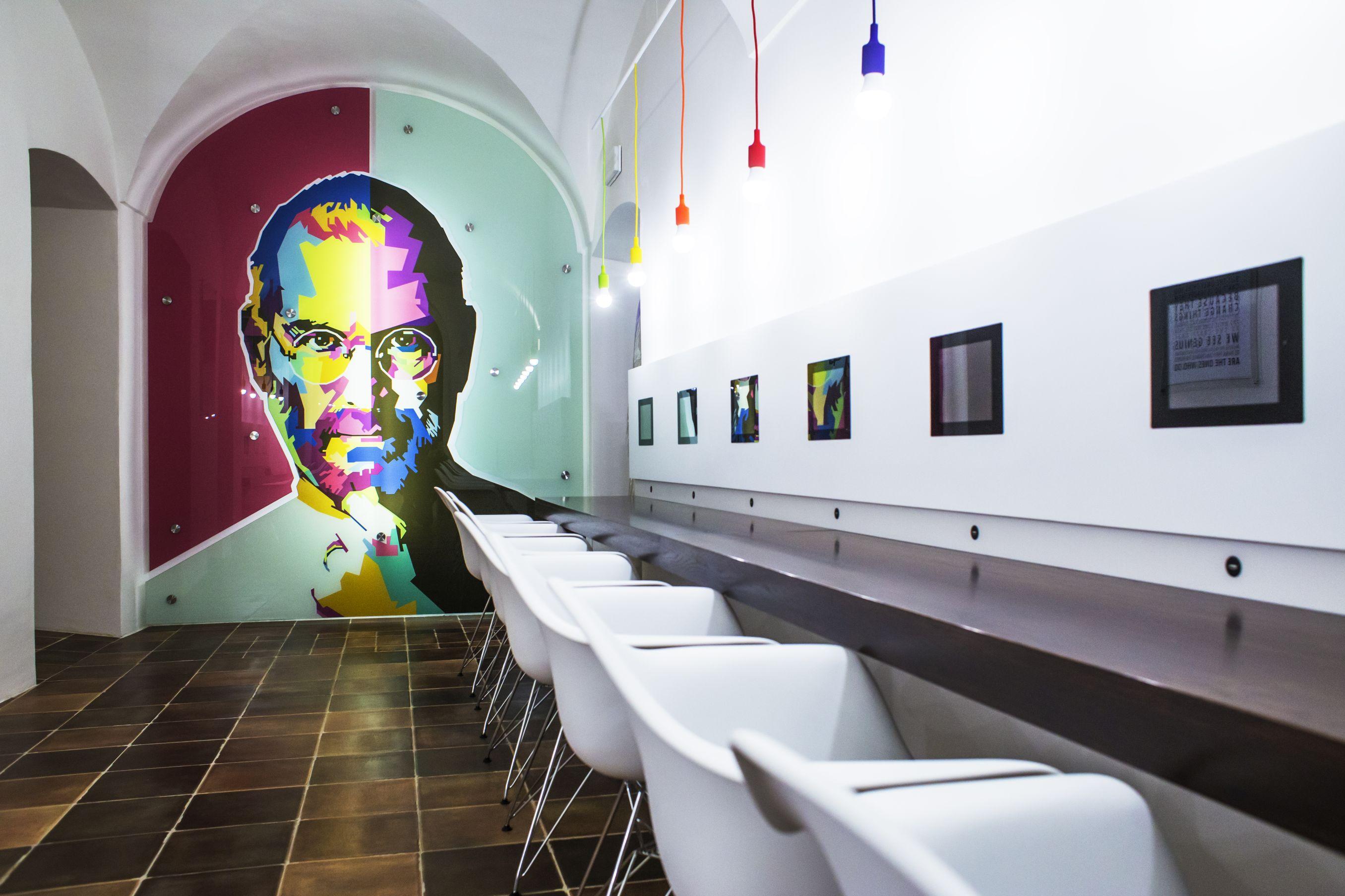 MUSEO apple Praga