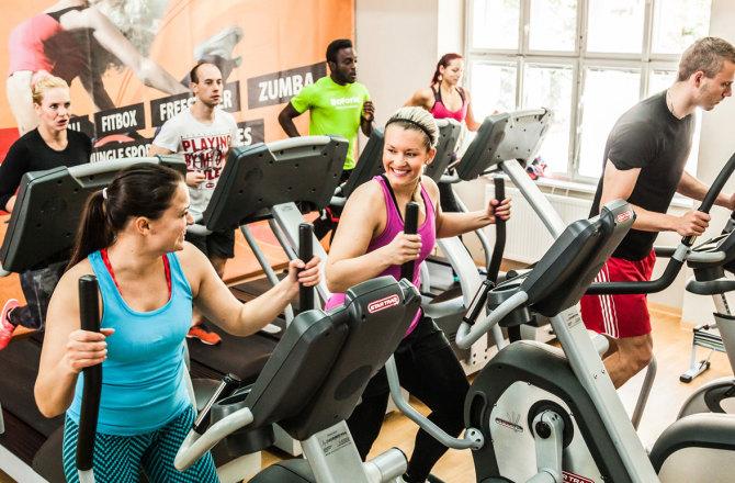 Fitness e palestre a Praga