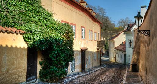 Cinque storie di Praga