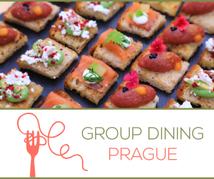Group Dining Prague - find the perfect restaurant and venue for your event